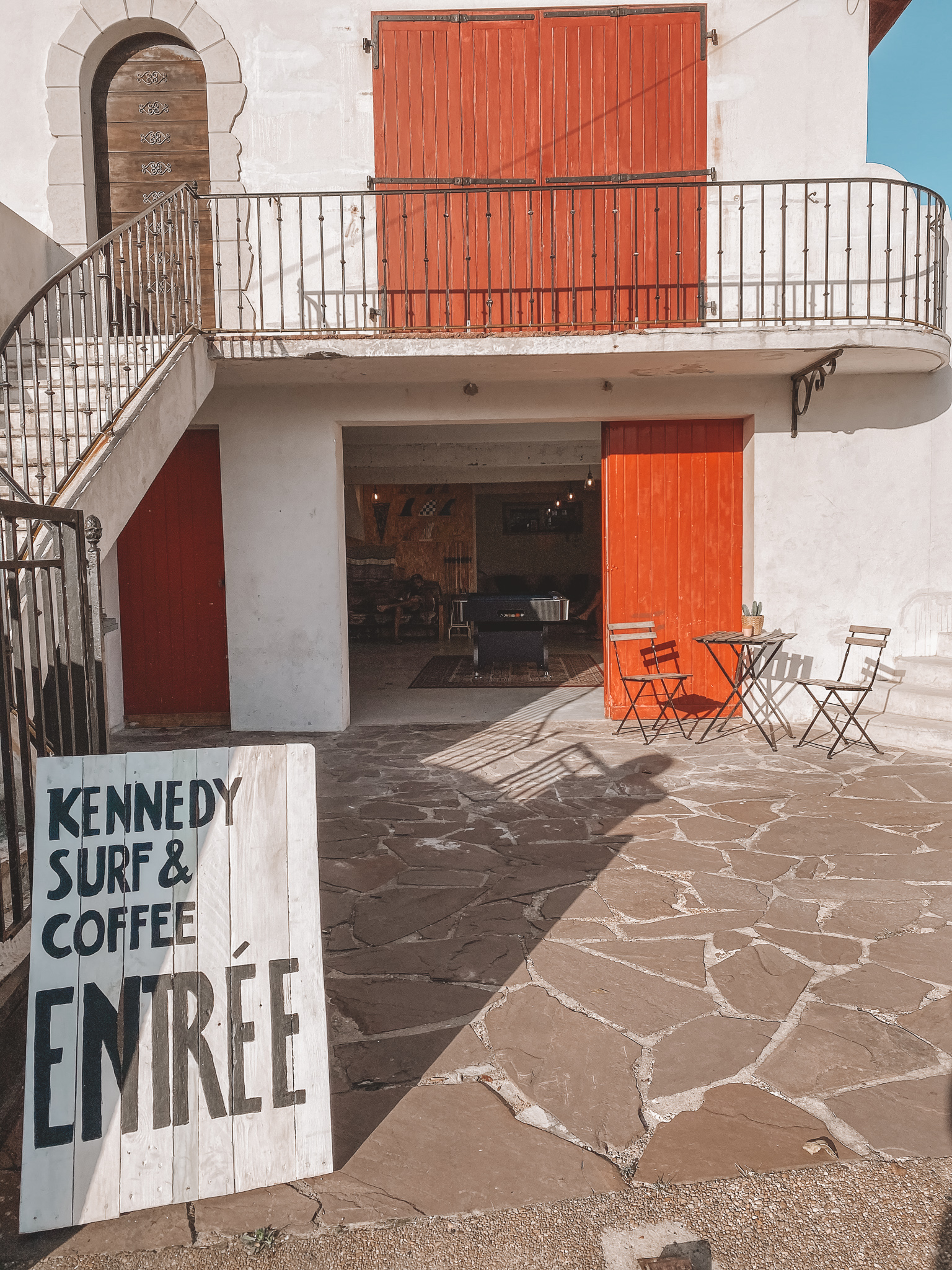 Kennedy Surf & Coffee Biarritz