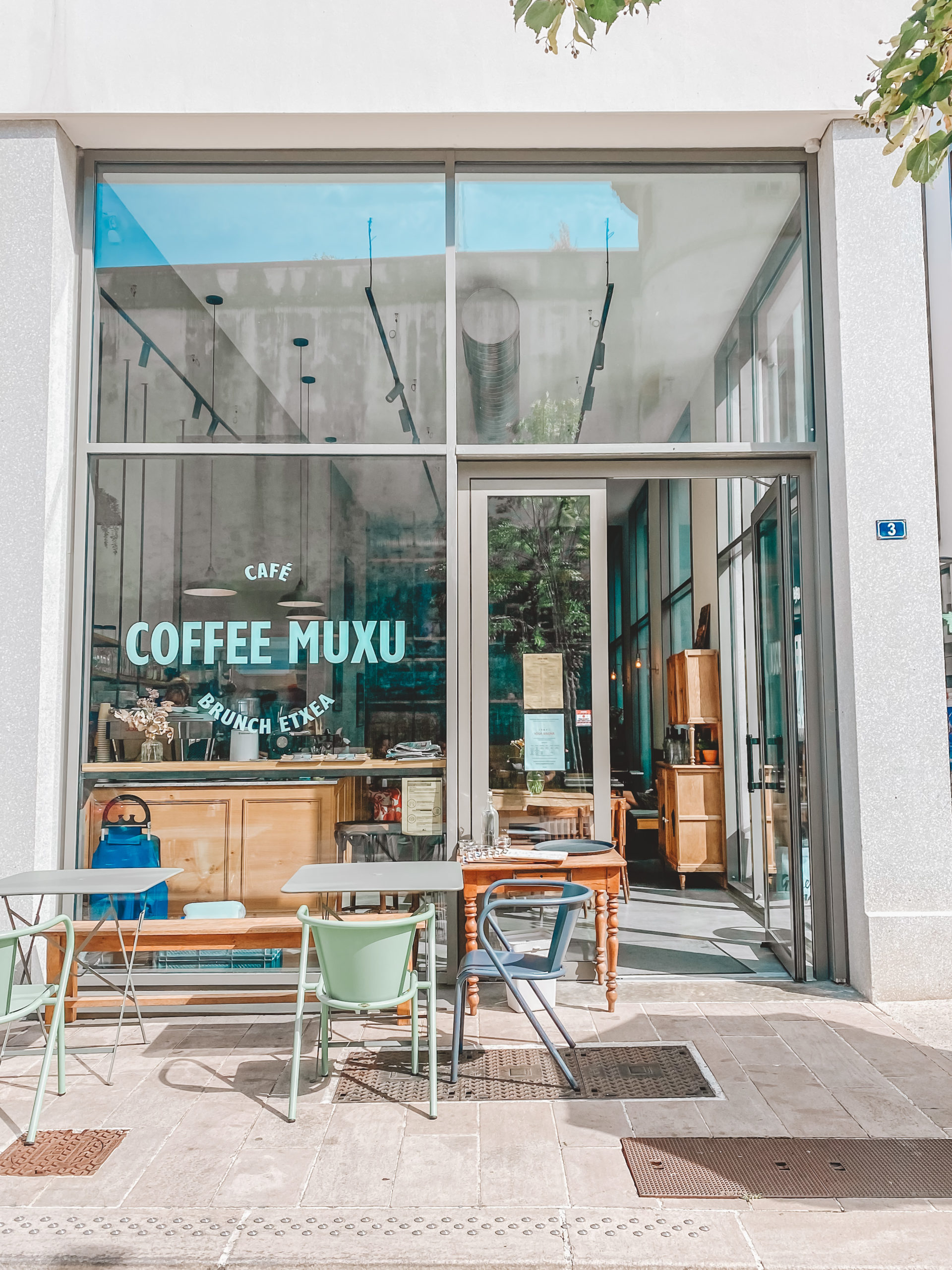 Coffee Muxu BAYONNE